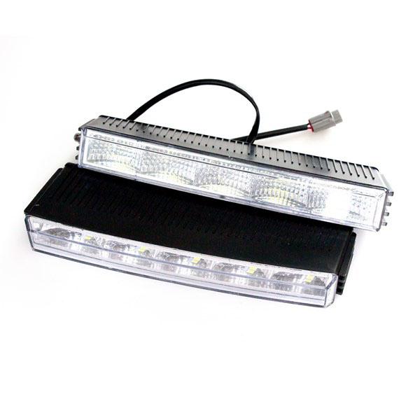 ДХО 10 LED 5050 Светодиодные дневные ходовые огни 10 LED 3W