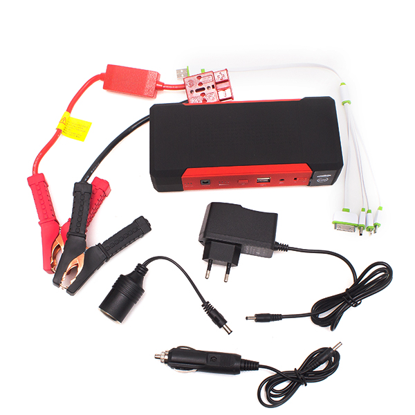 Multi function Jump Starter Launch 21000mAh для любых автомобилей multi function jump starter