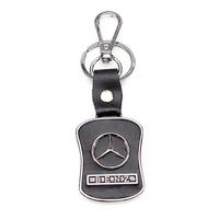 Брелок с логотипом Mercedes-Benz (Мерседес бенц)