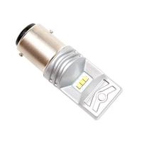 Светодиодная лампа 6 LED Seoul-CSP 1157 - P21/5W - BA15D