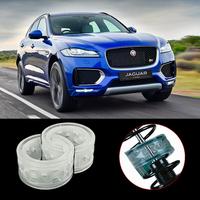 Межвитковые проставки в пружины - уретановые баферы на Jaguar F-Pace 2016-2020