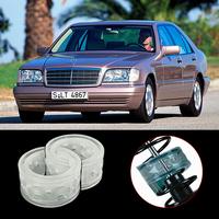 Межвитковые проставки в пружины - уретановые баферы на Mercedes Benz S-klasse 500 SEL (W140) 1991-1993