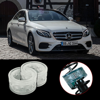 Межвитковые проставки в пружины - уретановые баферы на Mercedes Benz E-klasse 4matic (W213) 2019-