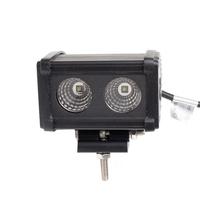 Прямоугольная светодиодная LED фара 2 CREE XM-L2 20W Flood 60°