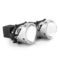 Bi-LED модули линзованные AOZOOM A6+ 3.0 дюйма крепеж 3R 5500K 2 шт