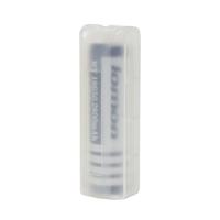 Пластиковый бокс для 1 литий-ионного аккумулятора