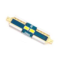 Светодиодная лампа Golden 14К Samsung чипы SMD 3623 С5W 36мм