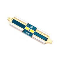 Светодиодная лампа Golden 14К Samsung чипы SMD 3623 С5W 39мм