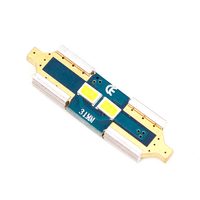 Светодиодная лампа Golden 14К Samsung SMD 3623 С5W 31мм