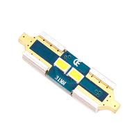 Светодиодная лампа Golden 14К Samsung чипы SMD 3623 С5W 31мм