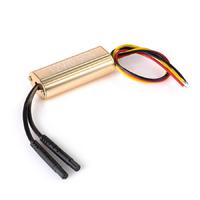 Контроллер для двух бело-желтых ангельских глазок суммарным диаметром от 210 до 280 мм в одну фару