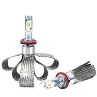 Светодиодные лампы H11 G9L ZES 4000K комплект для линз - 2 шт
