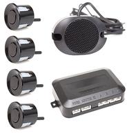 Парктроник звуковой без дисплея 4 датчика черные ParkAWay E-4B-ZV