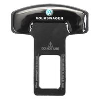 Заглушка ремня Steel Lock с логотипом Volkswagen (Фольксваген)