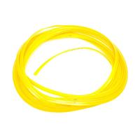 Декоративная лента в салон автомобиля желтая