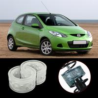 Межвитковые проставки в пружины - уретановые баферы на Mazda 2 II 2007-2015