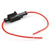 Разъем автомобильный ElectroKot герметичный штекер-гнездо DJ7011-1.5-11/21 с проводами 1 контакт