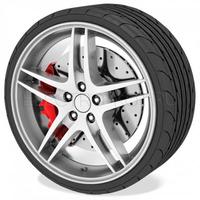 Wheel Pro лента для защиты 4-х дисков белая