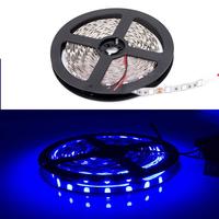 Лента светодиодная SMD 5050 30 LED 1м синяя