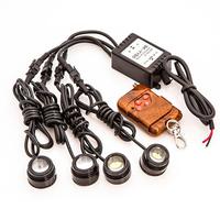Стробоскопы - ДХО (2в1) светодиодные с радиоуправлением Premium
