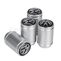 Колпачки на ниппель с логотипом Volkswagen 4 шт