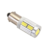 Светодиодная лампа SMD 5730 10 LED цоколь BA9S - T4W