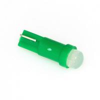 Светодиодная лампа для приборной панели Т5 COB Power 360 зеленый