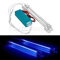 Неоновая CCFL подсветка салона, багажника синяя