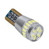 Светодиодная лампа CANBUS 24 SMD 3014 W5W - T10