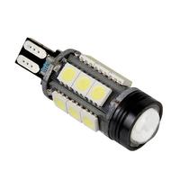Светодиодная LED лампа T15 SMD5050 + линза