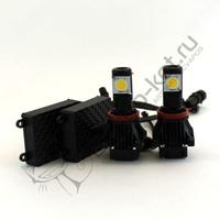 Светодиодные LED лампы комплект StarLed H9