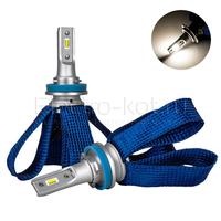 Светодиодные лампы H16 (JP) LightVision A10 чипы Lumileds ZES 4000К 2 шт