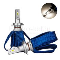 Светодиодные лампы H7 LightVision A10 чипы Lumileds ZES 4000К 2 шт