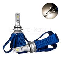 Светодиодные лампы HB4 LightVision A10 чипы Lumileds ZES 4000К 2 шт