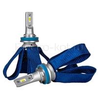 Светодиодные лампы H9 LightVision A10 чипы Lumileds ZES 5000К 2 шт