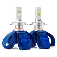 Светодиодные лампы H4 LightVision A10 чипы Lumileds ZES 5000К 2 шт