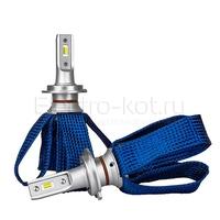 Светодиодные лампы H7 LightVision A10 чипы Lumileds ZES 5000К 2 шт