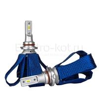 Светодиодные лампы HB3 LightVision A10 чипы Lumileds ZES 5000К 2 шт
