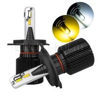Светодиодные лампы двухцветные Razor II 12 CSP белый 5000K/желтый H4 2 шт