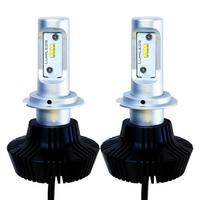 Диодные лампы G7 ZES с цоколем H7 - комплект 2 шт