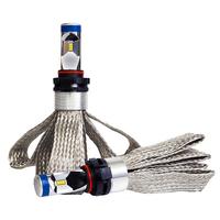 Светодиодные лампы H16 PSX24W G9 чипы Philips ZES 4000K комплект - 2 шт