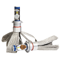 Светодиодные лампы H7 G9 ZES 5000K комплект - 2 шт