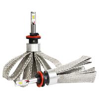 Светодиодные лампы H27 G9 ZES 5000K комплект - 2 шт