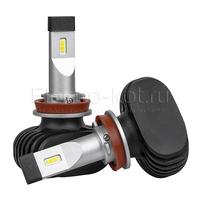 Светодиодные лампы для фар H16 (JP) LED CSP N2 5000K комплект - 2 шт