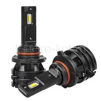 Диодные лампы головного света M2 HB4 2хCR-LED с кулером 25W 9-32V 5000K комплект - 2 шт