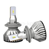 Светодиодные лампы головного света Ninja Turbine 5000K H7 комплект - 2 шт