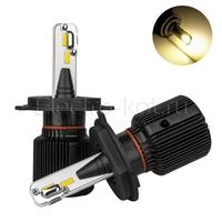 Светодиодные лампы головного света Razor 12 CSP галоген 3000K H4 2 шт