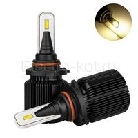 Светодиодные лампы головного света Razor 6 CSP галоген 3000K HB3 2 шт