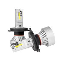 Светодиодные лампы для авто ElectroKot F7 55W цоколь H4 2 шт