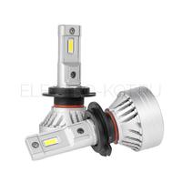 Светодиодные лампы для авто ElectroKot F7 55W цоколь H7 2 шт